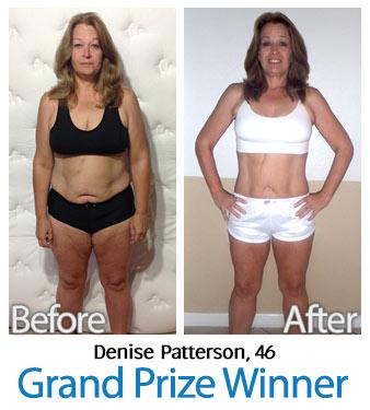 2013 BioTrust 12-Week Body Transformation Challenge (Women's Winners ...