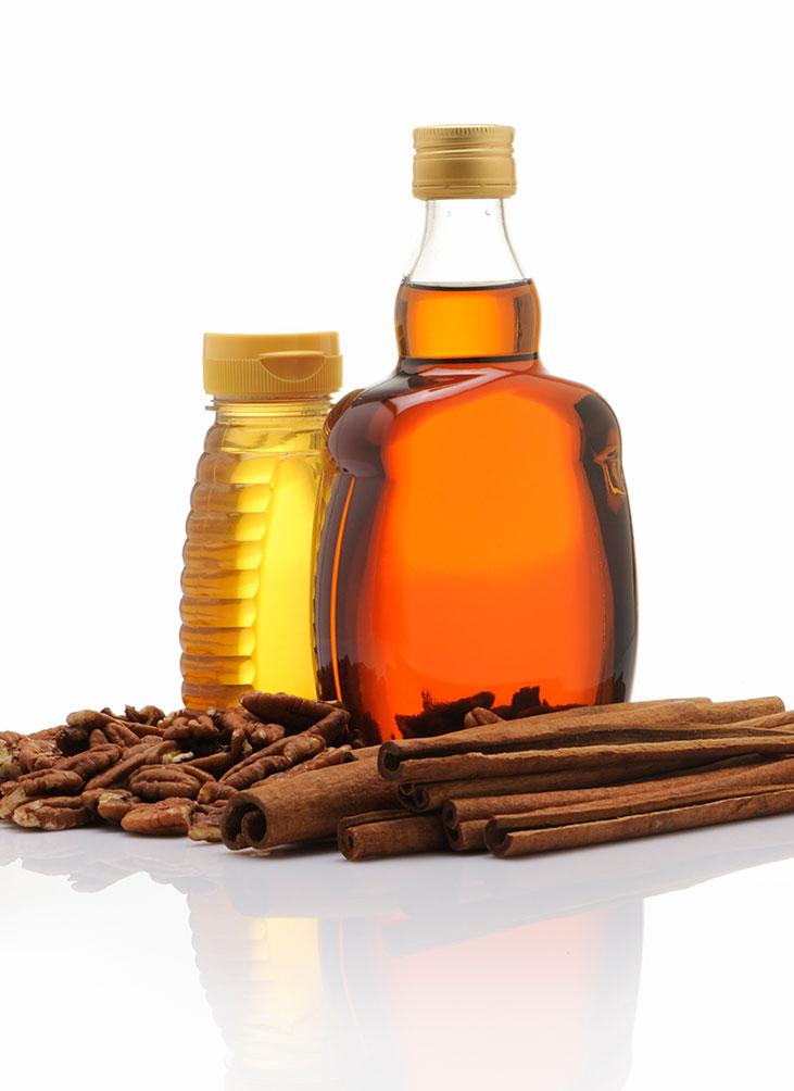 honey vs maple syrup