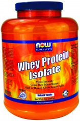 whey protein isolate now brand