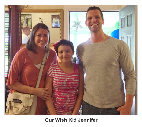 WishKid Jennifer