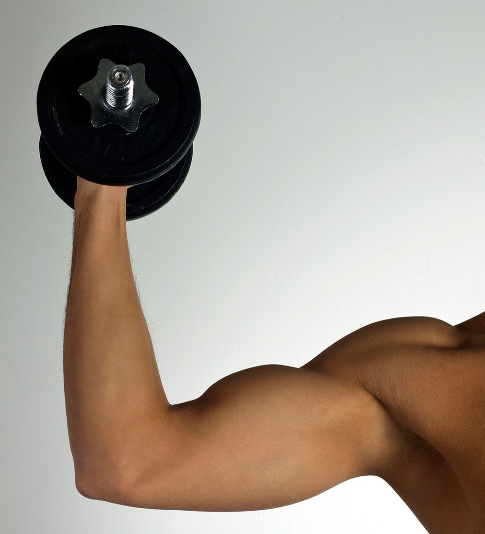 dumbbell weight resistance training
